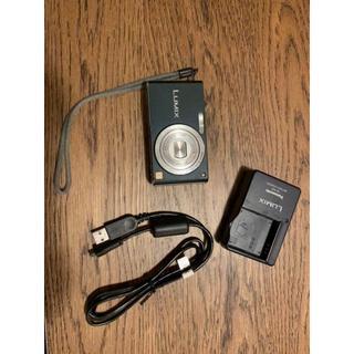 パナソニック(Panasonic)のdmc-fx33 Panasonic m9021708-2 動作確認済み 送料無(コンパクトデジタルカメラ)