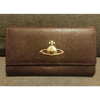 ヴィヴィアンウエストウッド(Vivienne Westwood)のVivienne Westwood 長財布【ダークブラウン】(財布)