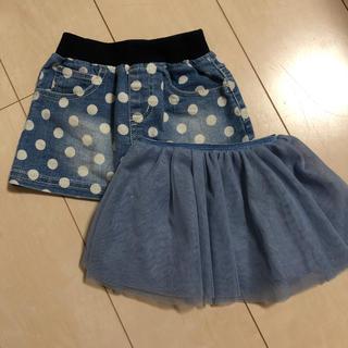 ザラキッズ(ZARA KIDS)のベビー  スカートセット(スカート)