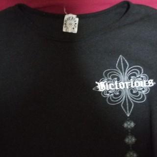 クロムハーツ(Chrome Hearts)のクロムハーツ柄Tシャツ(Tシャツ/カットソー(七分/長袖))