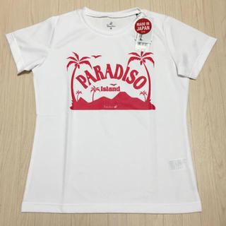 パラディーゾ(Paradiso)のパラディーゾ&プリンス白地レディース  テニスウェア🎾(ウェア)