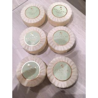 ブルガリ(BVLGARI)のブルガリ 石鹸 50g×6個セット (ボディソープ / 石鹸)