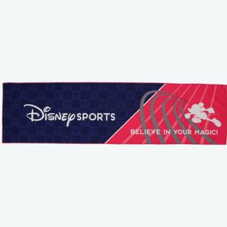 ディズニー(Disney)の新作 ディズニー 冷感タオル♡ディズニースポーツ COOL CORE(トレーニング用品)