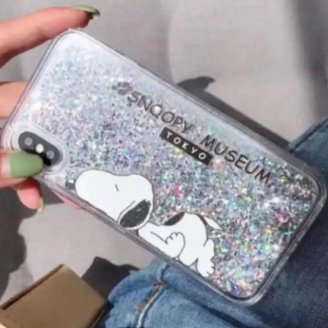 iPhone X  XRグリッターケースの通販 by m's shop|ラクマ