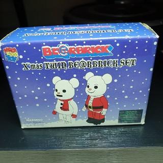 メディコムトイ(MEDICOM TOY)のベアブリック クリスマス 2002 未開封品(キャラクターグッズ)