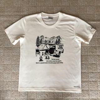 コロンビア(Columbia)のコロンビア columbia  Tシャツ 半袖 カットソー(Tシャツ/カットソー(半袖/袖なし))