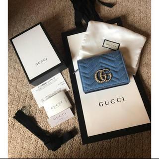 85e17bc73d4f グッチ デニム 財布(レディース)の通販 55点   Gucciのレディースを買う ...