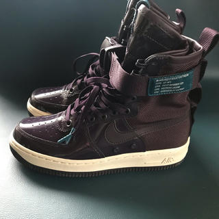ナイキ(NIKE)のRUBY ROSE ×NIKE SPECIAL FIELD AIR FORCE1(スニーカー)