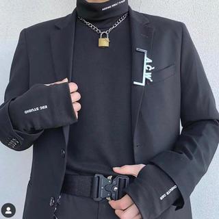 マルタンマルジェラ(Maison Martin Margiela)の南京錠ネックレス(ネックレス)