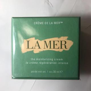 ドゥラメール(DE LA MER)の新品ドゥ ラ メール ザ・モイスチャ ライジング クリーム 30ml並行輸入品(フェイスクリーム)
