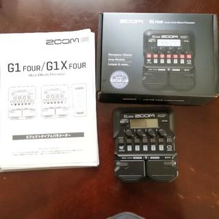 ズーム(Zoom)のZOOM G1 FOUR(エフェクター)