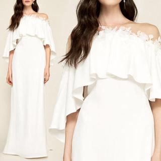 タダシショウジ(TADASHI SHOJI)のタダシショージのウェディングドレス(ウェディングドレス)