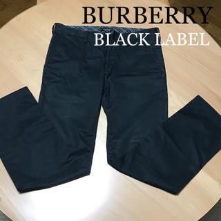 バーバリーブラックレーベル(BURBERRY BLACK LABEL)の【正規品】百貨店購入 《Burberry BLACK LABEL》 パンツ(チノパン)