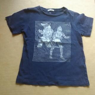 ジーユー(GU)のGU 男の子 120 Tシャツ ウルトラマン コラボ (Tシャツ/カットソー)
