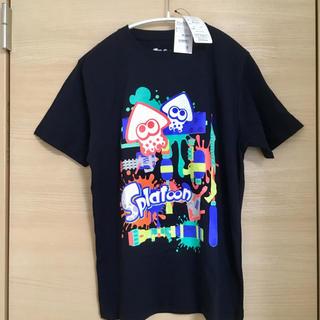 バンダイ(BANDAI)の【32%オフ】スプラトゥーン Tシャツ 新品 未使用(Tシャツ/カットソー(半袖/袖なし))