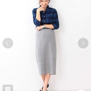 デミルクスビームス(Demi-Luxe BEAMS)のデミルクスビームス タイトスカート(ロングスカート)