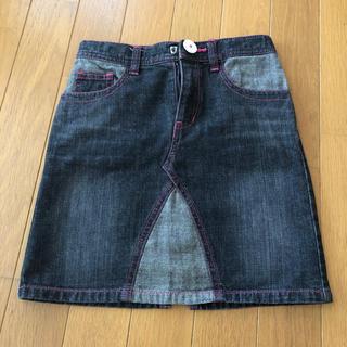 イーストボーイ(EASTBOY)のデニムスカート スカート EAST BOY イーストボーイ 130cm キッズ(スカート)