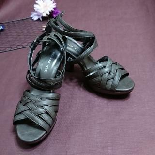 アルカリ(alcali)の【未使用】mie scarpe サンダル(サンダル)