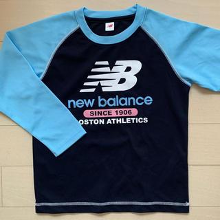 ニューバランス(New Balance)のnew balance ニューバランス カットソー メッシュ素材(Tシャツ/カットソー)