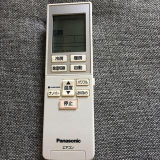 パナソニック(Panasonic)のPanasonic エアコン リモコン(エアコン)
