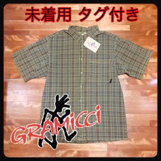 グラミチ(GRAMICCI)の未着用 タグ付き 『 グラミチ 涼感シャツ 』(Tシャツ/カットソー(半袖/袖なし))