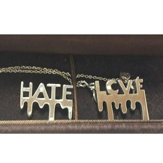 ジャニーズ(Johnny's)のクレセントルナ アントニモLOVE&HATE(ネックレス)