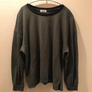 Miss Chen's ボーダーTシャツ(Tシャツ(長袖/七分))