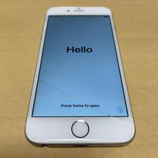 アイフォーン(iPhone)のiPhone6 SIMフリー シルバー 64GB(スマートフォン本体)