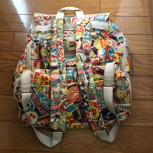 HYSTERIC MINI(ヒステリックミニ)のヒステリックミニ リュック レディースのバッグ(リュック/バックパック)の商品写真