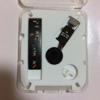 アイフォーン(iPhone)のiPhone 7 7plus 8 8plus 修理用ホームボタン 動作確認済(その他)
