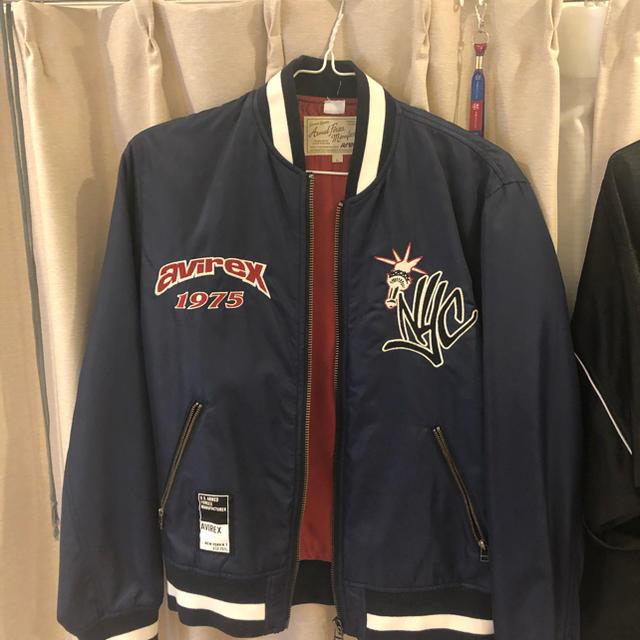 AVIREX(アヴィレックス)のavirex  ジャケット メンズのジャケット/アウター(フライトジャケット)の商品写真