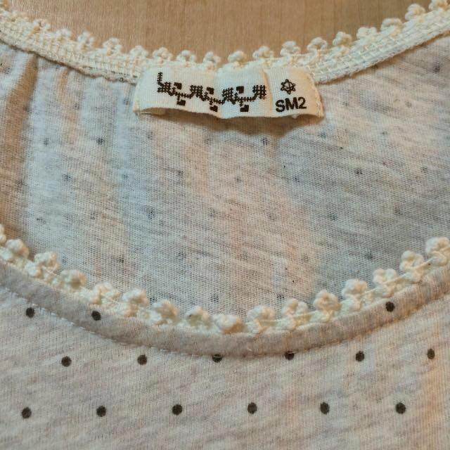 SM2(サマンサモスモス)のSM2ノースリーブカットソー レディースのトップス(カットソー(半袖/袖なし))の商品写真