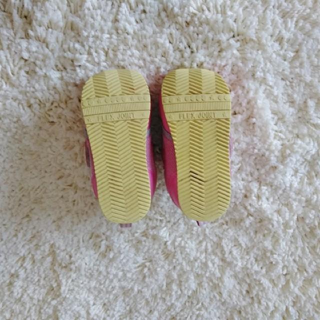 アンパンマン(アンパンマン)の14㎝ アンパンマン スニーカー キッズ/ベビー/マタニティのベビー靴/シューズ(~14cm)(スニーカー)の商品写真