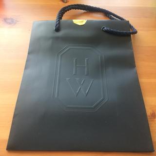ハリーウィンストン(HARRY WINSTON)のハリーウィンストン☆紙袋(ショップ袋)