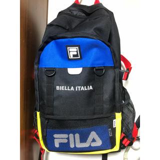 c5121397cb68 フィラ(FILA)の早い者勝ち 超美品 フィラ FILA バックパック リュック