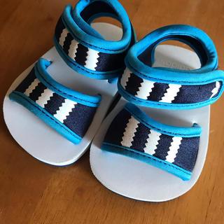 アディダス(adidas)の【adidas】ベビー サンダル(サンダル)