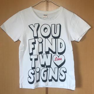 ダブルネーム(DOUBLE NAME)のDOUBLE NAME☻ロゴT(Tシャツ(半袖/袖なし))