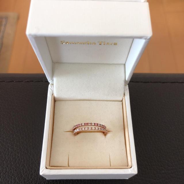 Samantha Tiara(サマンサティアラ)の【みん様 専用】Samantha tiaraリング美品✨ レディースのアクセサリー(リング(指輪))の商品写真