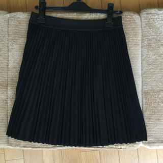 ディーエイチシー(DHC)のDHC プリーツスカート 新品未使用(ひざ丈スカート)