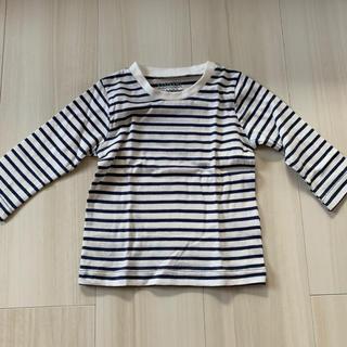 シマムラ(しまむら)の80オーガニックコットンTシャツ(Tシャツ)