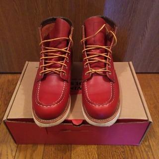 レッドウィング(REDWING)のREDWING ブーツ 24.5cm(中古品)(ブーツ)