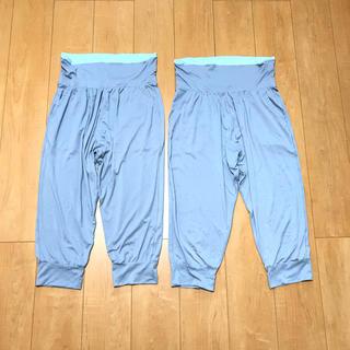 ユニクロ(UNIQLO)のユニクロ エクササイズ用パンツ(ヨガ)