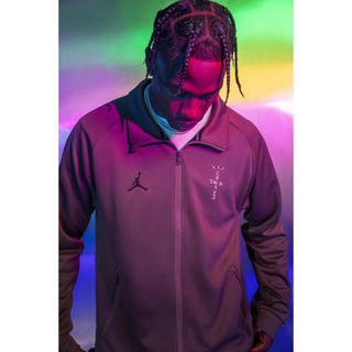 NIKE - travis scott track jkt srt