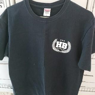 ハイスタンダード(HIGH!STANDARD)のハスキングビーTシャツ(ミュージシャン)