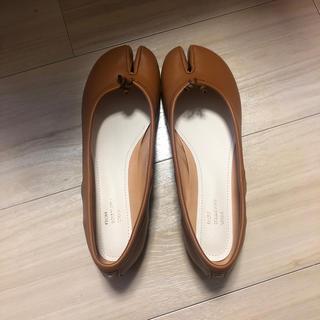 フレイアイディー(FRAY I.D)の足袋ブーツ フラットシューズ バレエシューズ マルタンマルジェラ (バレエシューズ)