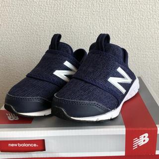 ニューバランス(New Balance)のニューバランス スリッポン 14.5 スニーカー(スリッポン)