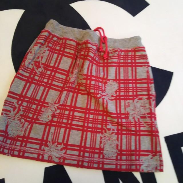 Nina mew(ニーナミュウ)のニーナミュウ■スカート■パイナップル柄 レディースのスカート(ミニスカート)の商品写真