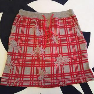 ニーナミュウ(Nina mew)のニーナミュウ■スカート■パイナップル柄(ミニスカート)