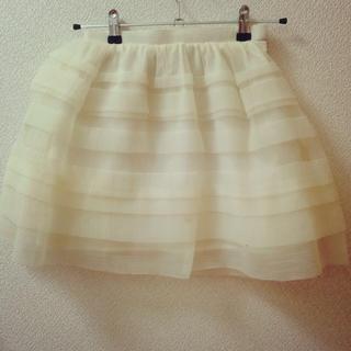 マーキュリーデュオ(MERCURYDUO)のMERCURYDUOのスカート(ミニスカート)