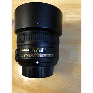 Nikon - ニコン Nikon AF-S NIKKOR 50mm f/1.8G